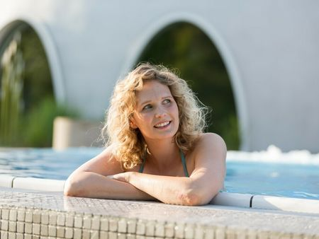 Therme Bad Aibling / Ilona Stelzl
